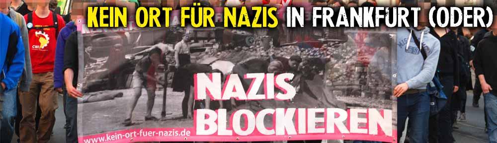 Kein Ort für Nazis Frankfurt (Oder)