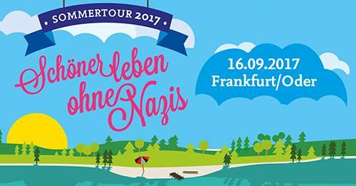 """16.09.17: """"Laut gegen Rechtspopulismus"""" Workshops und Konzert"""