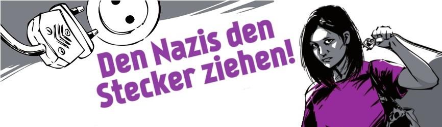 moz.de: Polizei löst Treffen rechter Rocker in Frankfurter Bunker auf